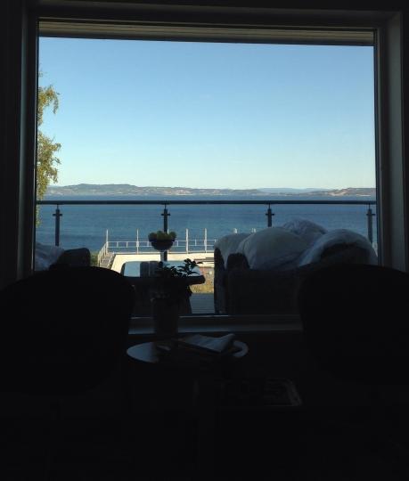 Kjønstadmarka view