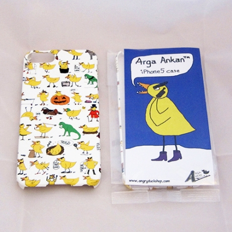 Angry Duck iPhone 5 5s case
