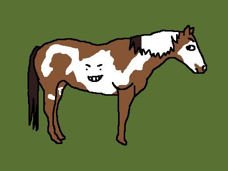 Famous horse