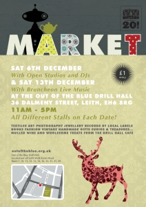 Out of the Blue Drill Hall Christmas Market