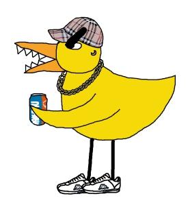Glasgow duck